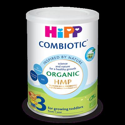 Sữa bột HiPP Organic Combiotic số 3 - 350g (từ 1 tuổi trở lên)