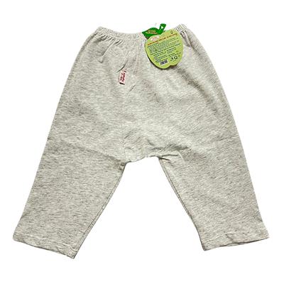Quần dài mặc bỉm Melange IQ Baby (Xám tiêu)