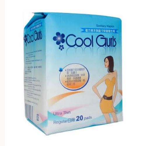 Băng vệ sinh Cool Gurls ngày (20 miếng)