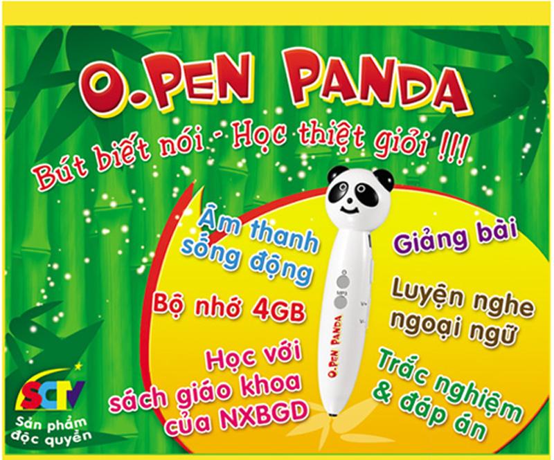 But cham doc Open Panda