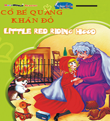 Sách biết nói Cô bé quàng khăn đỏ