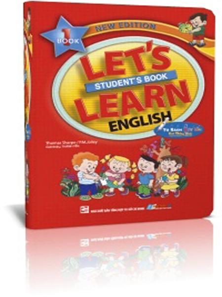 Sách thông minh Let's Learn English Student's Book Tập 1