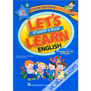 Sách thông minh Let's Learn English Student's Book Tập 3