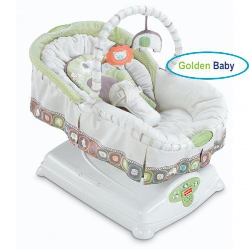 noi rung tu dong Fisher Price 2